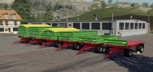 Photo of FS19 – Strautmann Szk 802 V1.0.0.1