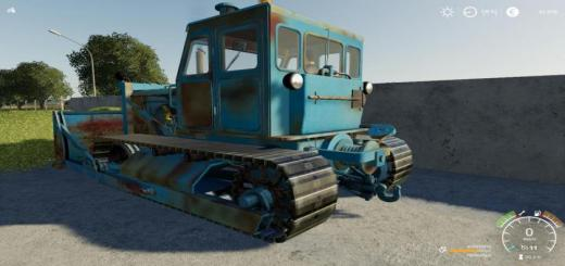 Photo of FS19 – T 100 Raupe V1.0