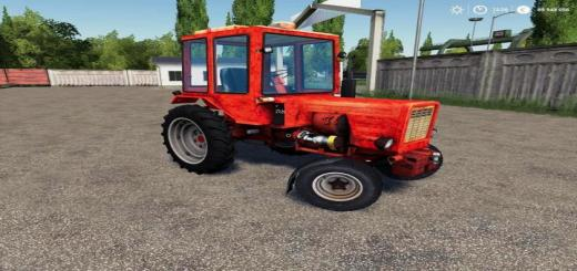 Photo of FS19 – T 25 Tired V1.0