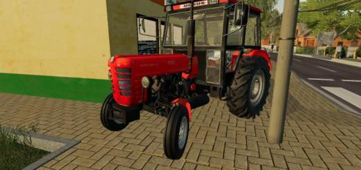Photo of FS19 – Ursus 4011 Kırmızı Traktör V2