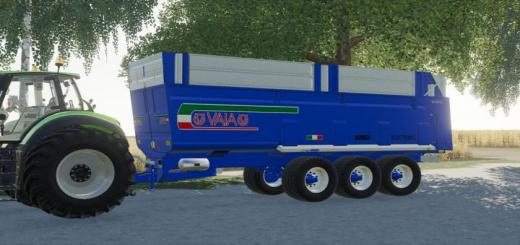Photo of FS19 – Vaia Nl28 V1.0