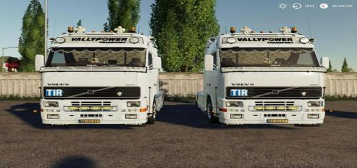 Photo of FS19 – Volvo Fh12 V1.1