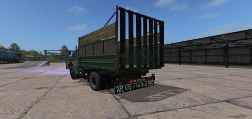 Photo of FS17 – Gaz Saz 3307 V1.0
