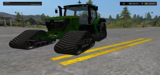 Photo of FS17 – John Deere 7310R Quadtrac V1.0