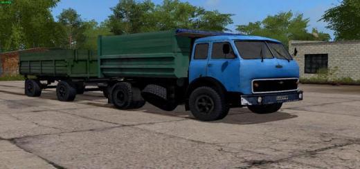 Photo of FS17 – Maz 500 V1.0
