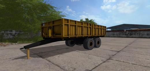Photo of FS17 – Mmz Römork V1.1