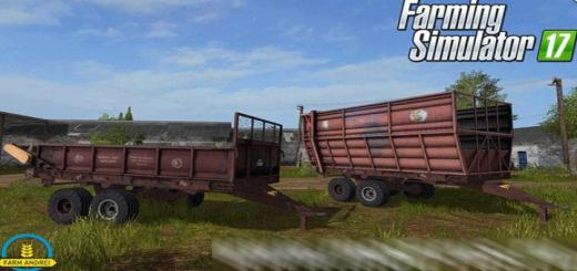 Photo of FS17 – Pim-20 & Rou-6 V1.0