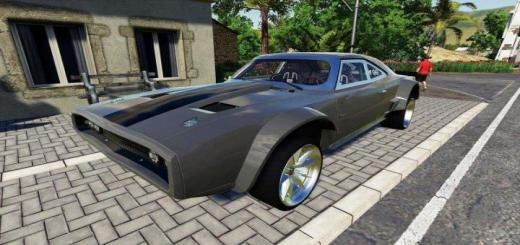 Photo of FS19 – 1968 Ice Charger V1.0
