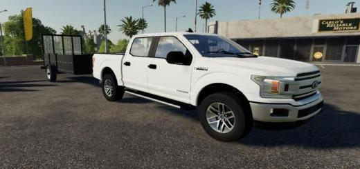 Photo of FS19 – 2018 Ford F150 Stock 2.0