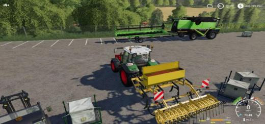 Photo of FS19 – Agrisem Startec 3M V1.3
