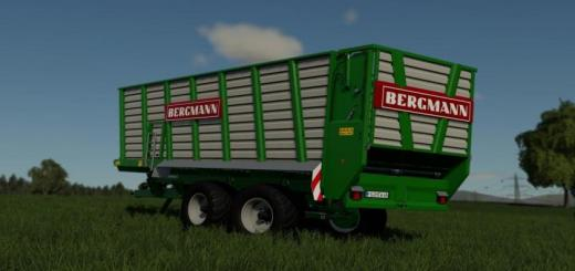 Photo of FS19 – Bergmann Htw 45/50 V1.0