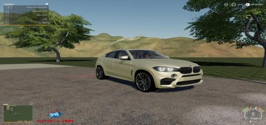 Photo of FS19 – Bmw X6M 2016 V1.0