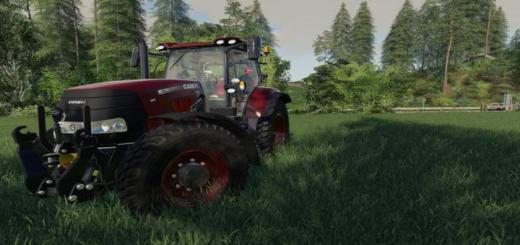 Photo of FS19 – Case Power V1.01