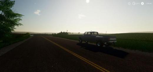 Photo of FS19 – Chevy K30 Dually V1.0
