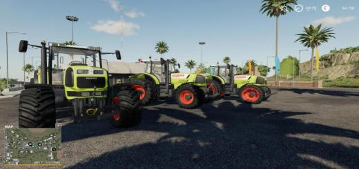 Photo of FS19 – Claas Atles 936/946 Rz Variant V1.0