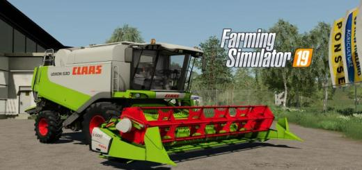 Photo of FS19 – Claas Lexion 530 V1.3