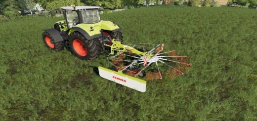 Photo of FS19 – Claas Liner 400 V1.0