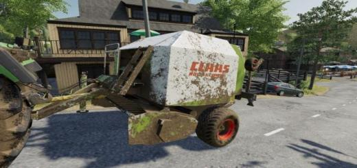 Photo of FS19 – Claas Rollant 250 Rotocut V1.0