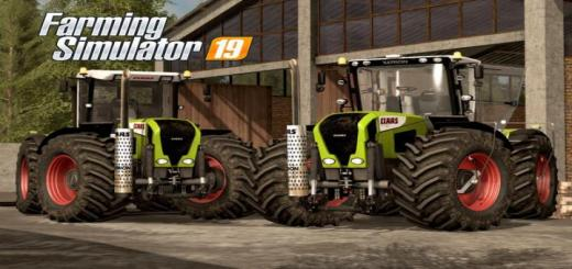 Photo of FS19 – Claas Xerion 3300/3800 V2.0