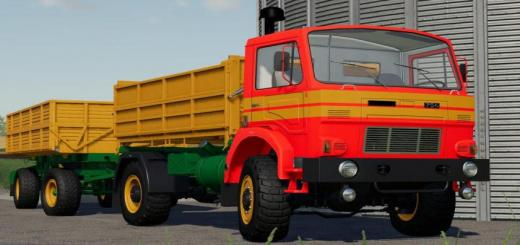 Photo of FS19 – D-754 Paketi V1.1