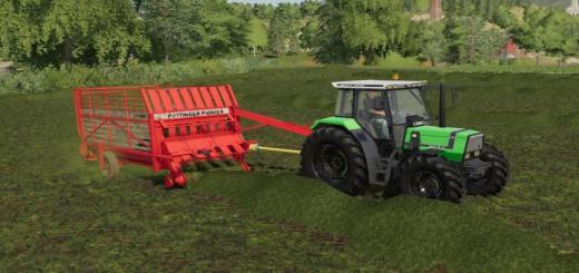 Photo of FS19 – Deutz-Fahr Agrostar Serisi 4 V1.0