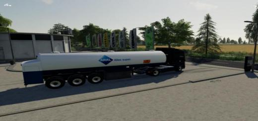 Photo of FS19 – Dizel Tankeri V1.0.0.1