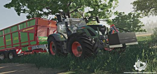 Photo of FS19 – Fendt 700 Vario Traktör V1.0