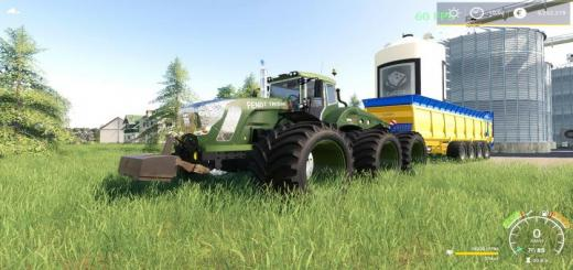 Photo of FS19 – Fendt Trisix V2.1