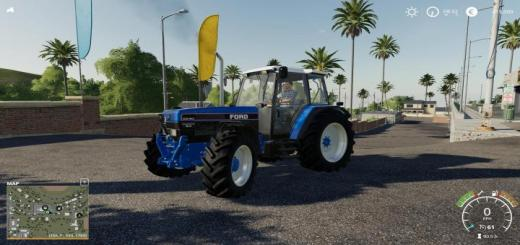 Photo of FS19 – Ford 40Er Serisi V1.3