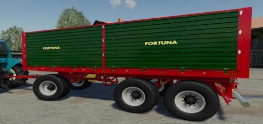Photo of FS19 – Fortuna K270 V1.1