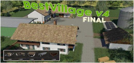 Photo of FS19 – Güzel Köy Haritası V4.0 Final