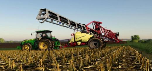 Photo of FS19 – Hardi Navigator 6000 Row Crop V1