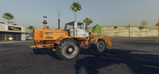 Photo of FS19 – Htz T-156 Ap V1.0