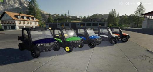 Photo of FS19 – Iconik Utv V2.0