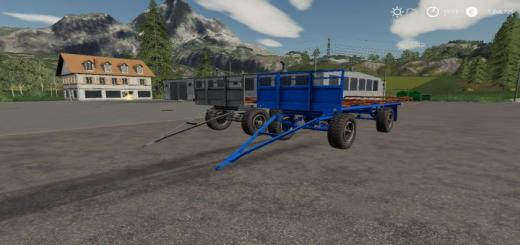 Photo of FS19 – Ifa Hl 6002 Balya Römork Paketi V1.0