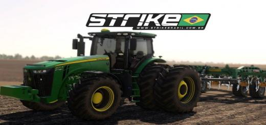 Photo of FS19 – John Deere 8R Br V2.0