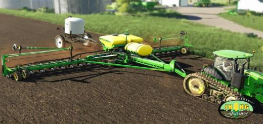 Photo of FS19 – John Deere Db60 24 Row V0.9