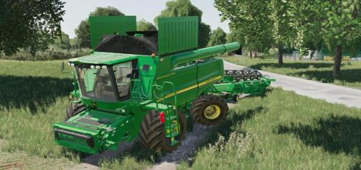Photo of FS19 – John Deere Sts Eu V2
