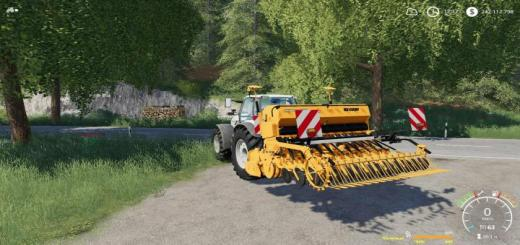Photo of FS19 – Kubota Md1400Mp V1.0