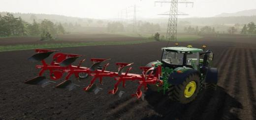 Photo of FS19 – Kuhn Varimaster 153 4+1 V1