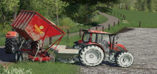 Photo of FS19 – Kverneland Taarup 107 V1