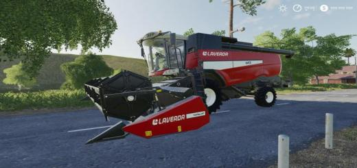 Photo of FS19 – Laverda M410 V1.0