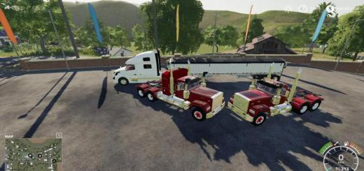 Photo of FS19 – Mack Daycab & Sleeper V1.0