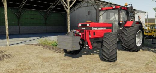 Photo of FS19 – Masse 900Sp V1.0