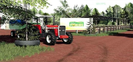 Photo of FS19 – Massey Fergsson Serisi V1.0
