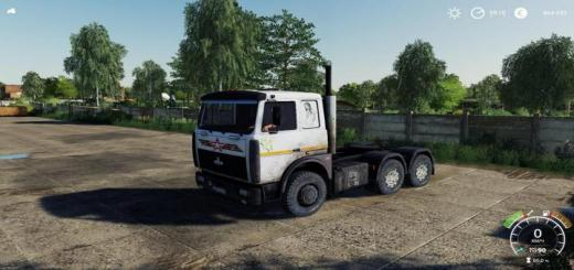 Photo of FS19 – Maz 6422 V1.0