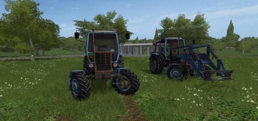 Photo of FS19 – Mtz-100 V1.0.1