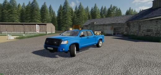Photo of FS19 – Pikap 2014 Model Servis Aracı V1.0.0.2