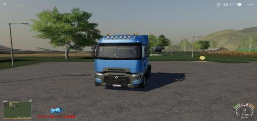 Photo of FS19 – Renault T Range V1.0