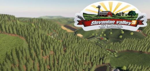 Photo of FS19 – Slovenya Vadisi V1.1